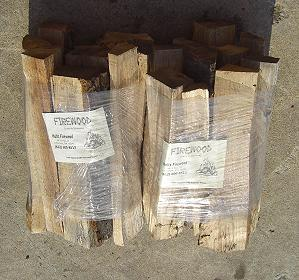 Bundled Firewood For Sale