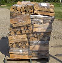 Firewood Pallets Delivered